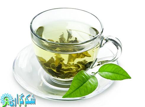 خواص چای سبز_درمان جوش _آکنه_خاصیت های نوشیدن چای سبز
