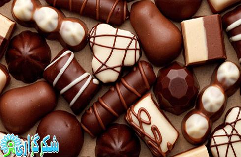 خوردن شکلات_دیابت_چاقی_پیش گیری_جلوگیری_معالجه_درباره