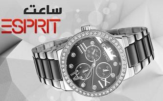 خرید اینترنتی جدیدترین مدل ساعت زنانه ESPRIT 2014