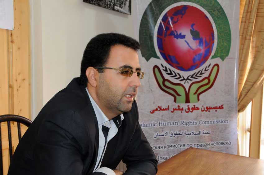دکتر رضا مسعودی فر  معاون قضایی و سرپرست معاونت اجتماعی و پیشگیری از جرم دادگستری کل آذربایجان شرقی