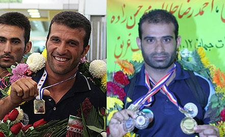 محمد حسن زاده ,صادق پاکدامن، نجاق غریق