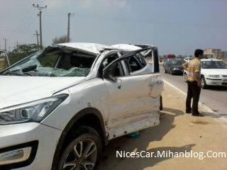 عکس از تصادف