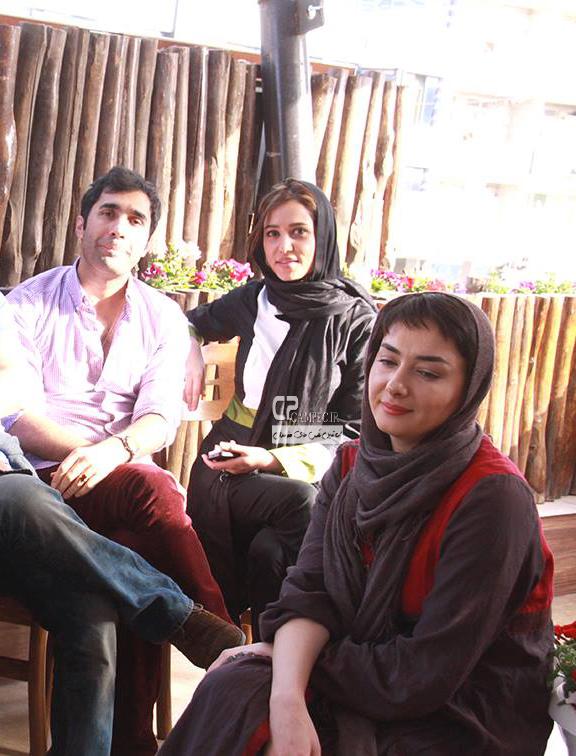 هانیه توسلی،پریناز ایزدیار و هادی کاظمی
