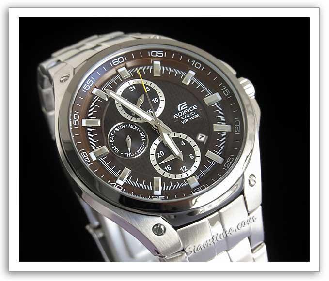 خرید اینترنتی ساعت مچی مردانه CASIO - EF - 326