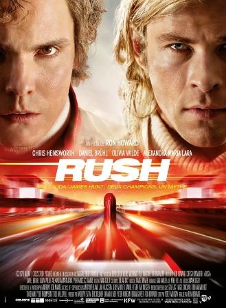 Rush ارزیابی    فیلم جذاب   شتاب Rush