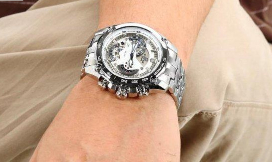 خرید ساعت مردانه  CASIO EF 550