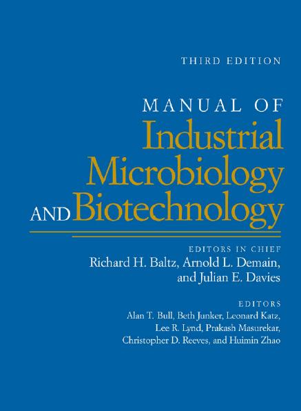 راهنمای میکروبیولوژی و بیوتکنولوژی صنعتی