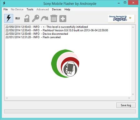 flashtool 0.9 20.0 windows exe