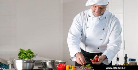 دانلود رایگان آموزش آشپزی