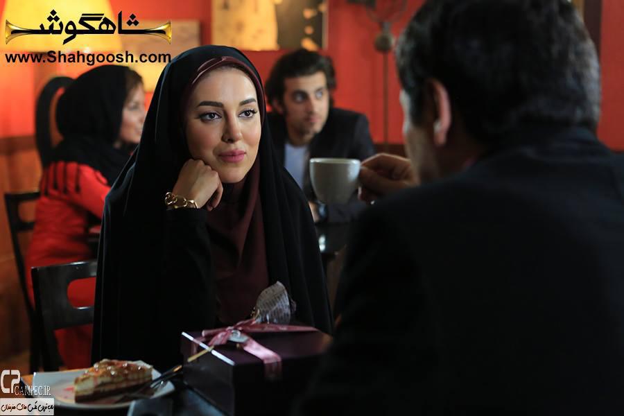 امین زندگانی و شیما محمدی