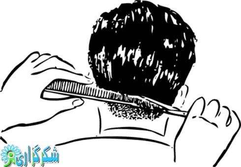 درمان موخوره_علت مو خوره_عوارض رنگ مو_رنگ کردن موها و ریزش مو