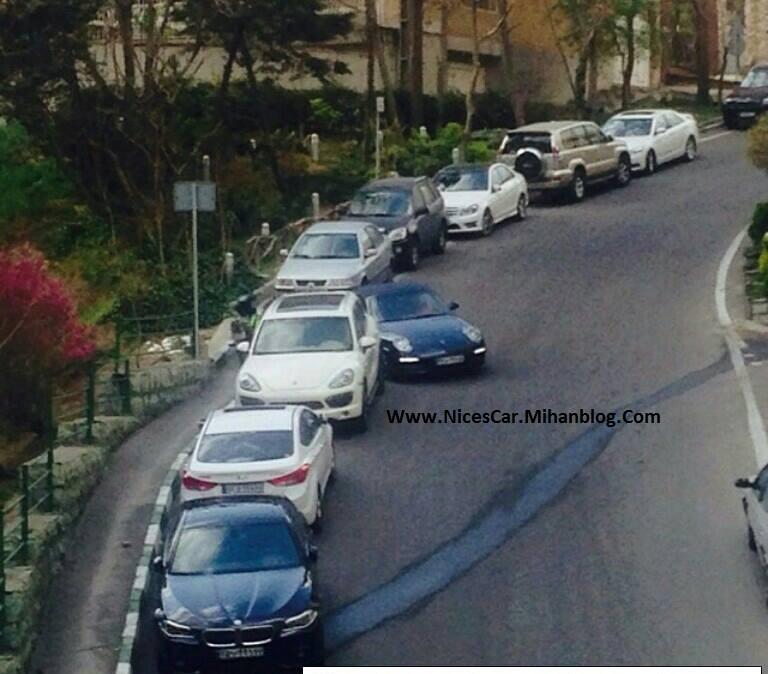 ماشین های گران قیمت ایران