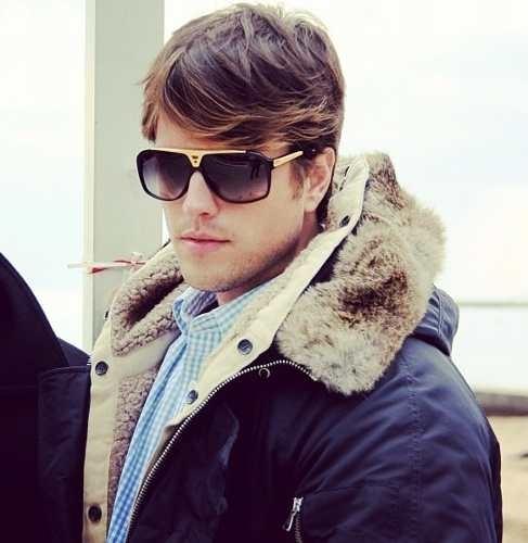 عینک آفتابی مردانه Louis vuitton