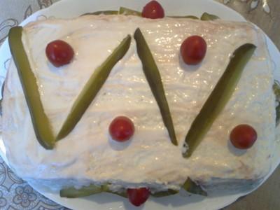 کیک الویه
