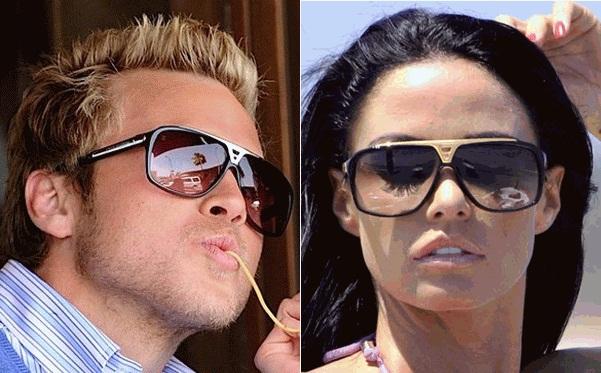 خرید عینک آفتابی لوئیس ویتون