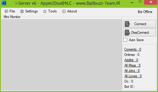 Badbuzz Team i-Server v6.0.1 1
