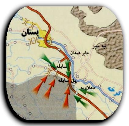%D9%BE%D9%84 %D8%B3%D8%A7%D8%A8%D9%84%D9%873 راهنمای مناطق عملیاتی جبهه جنوب  ( یادمان های خوزستان )