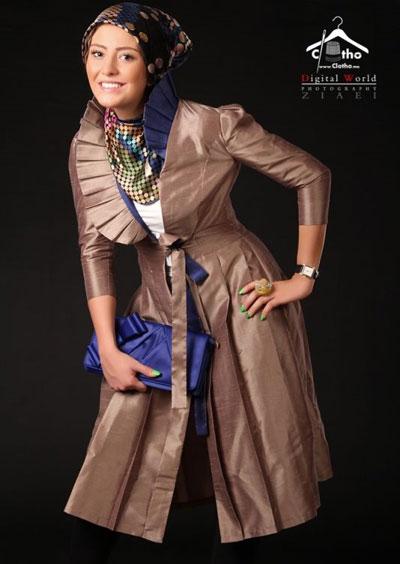 مدل مانتو دخترانه 93