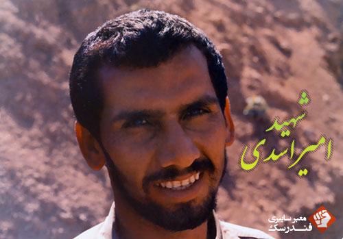 شهید امیر اسدی