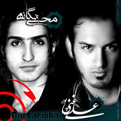 Mohsen Yegane & Ali Ghanipoor - Shamee Nime Sooz