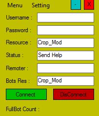 free FullBot Server v1.0.3 - Crop Mod Fullbot1