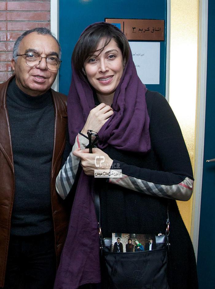 مهتاب کرامتی و مسعود فروتن