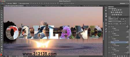 آموزش تصویری چگونه یک عکس را درون یک نوشته فیکس کنیم