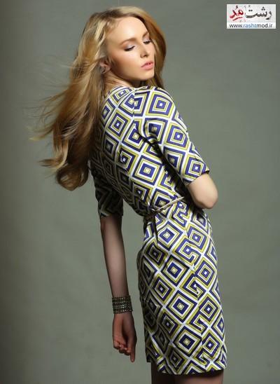 rashtmod ir000 1  مدلهای مختلف لباس دخترانه طرح فشن