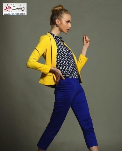 rashtmod ir000 2  مدلهای مختلف لباس دخترانه طرح فشن