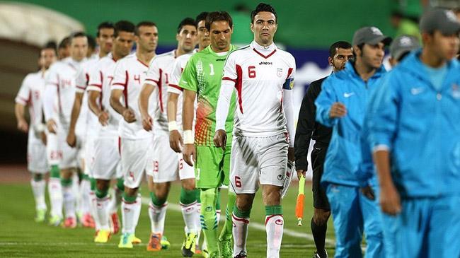 تیم ملی ایران مقابل ساندانز آفریقای جنوبی شکست خورد