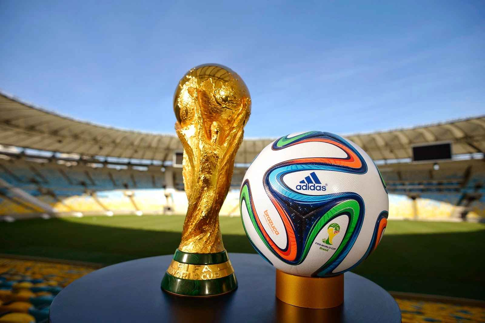 تصاویرپس زمینه جام جهانی 2014 FIFA World Cup Wallpaper