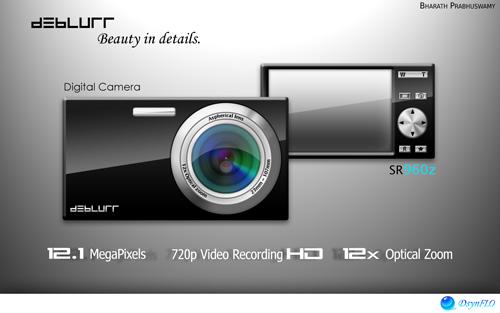 لایه باز دوربین عکاسی