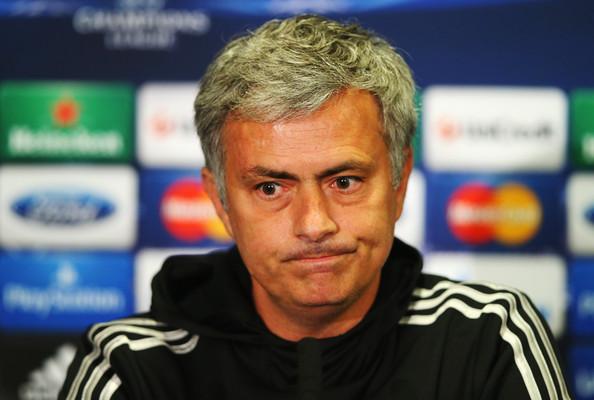 خوزه مورینیو در کنفرانس خبری قبل بازی برگشت مقابل اتلتیکو مادرید