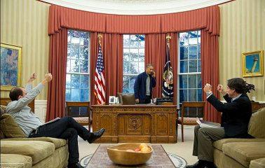 اوباما لحظه ای که خبر توافق ژنو را شنید