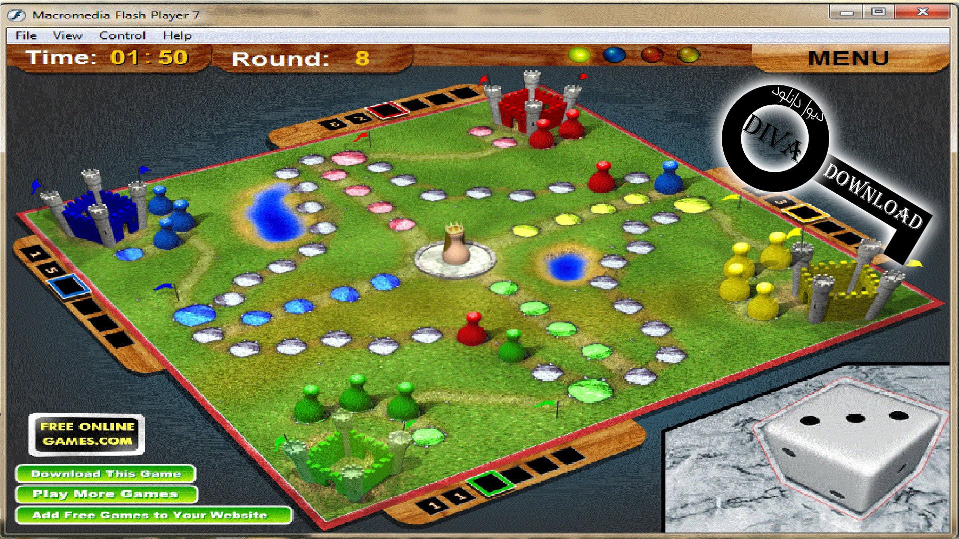 دانلود بازی منچ برای کامپیوتر