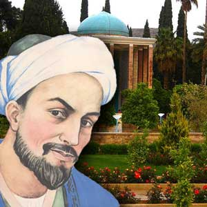 تحقیق سعدی شیرازی و آثارش