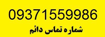 شماره تماس دائم