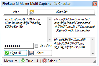 FireBuzz Id Maker Multi Captcha With Id Checker V1.0 2014_05_03_18h39_02
