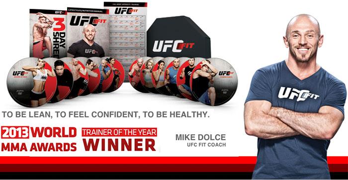 مجموعه آمادگی جسمانیِ UFC-Fit