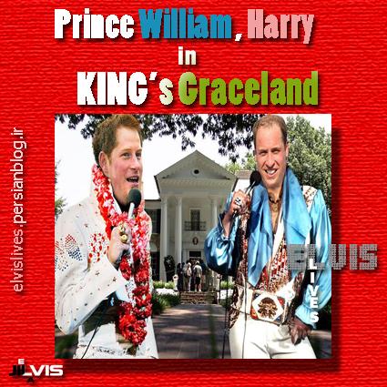 پرنس ویلیام و هری در گریسلند