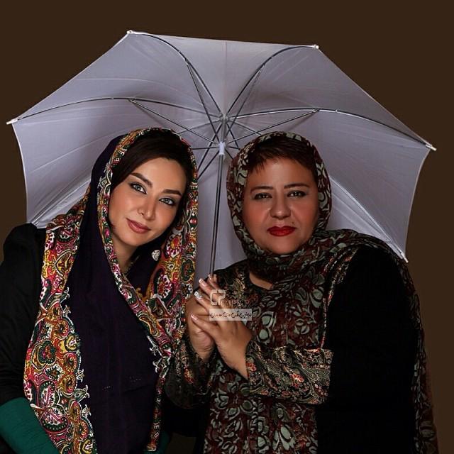 فقیهه سلطانی و رابعه اسکویی