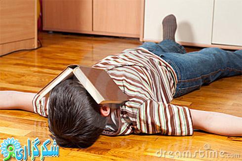 نکات شب امتحانی درس خواندن_چگونه در شب امتحان مرور کنیم