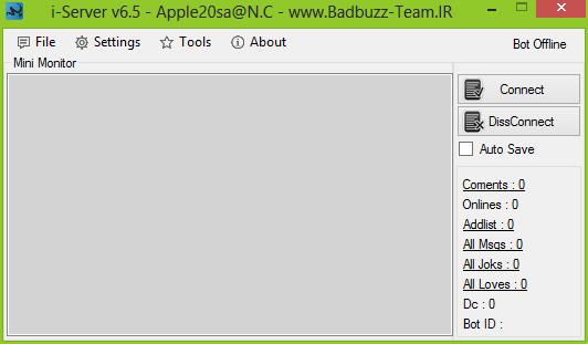Badbuzz Team i-Server v6.5 1