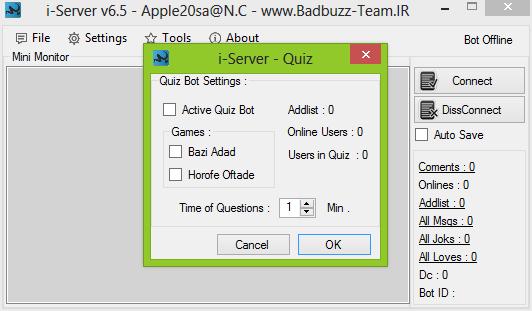 Badbuzz Team i-Server v6.5 6