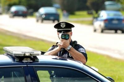 نحوه عملکرد دوربین کنترل سرعت پلیس