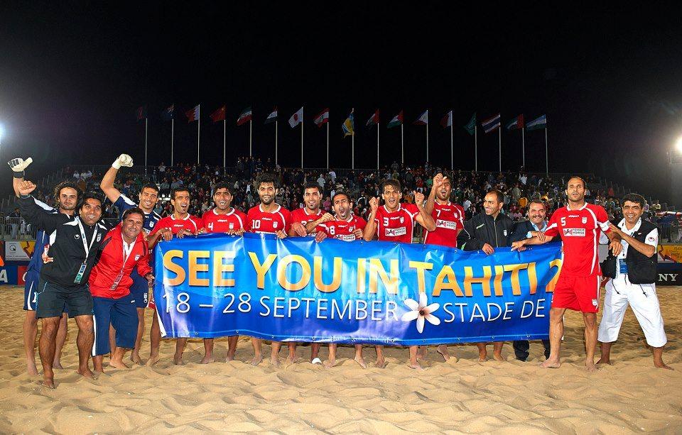 دعوت 16 بازيکن به اردوي تدارکاتي فوتبال ساحلي