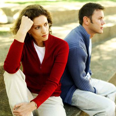 علائم هشدار برای پایان یک رابطه!