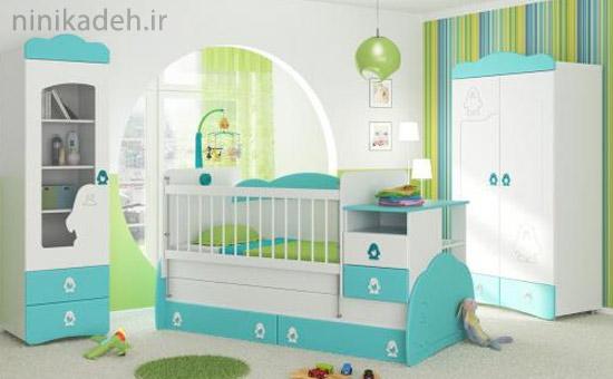 اتاق خواب کودک . ارژن