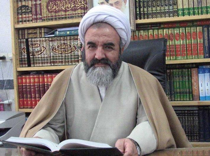 آیت الله محمدتقی پورمحمدی عضو هیات امنای کمیسیون حقوق بشر اسلامی شمال غرب کشور