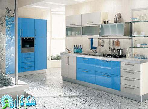 دکوراسیون آشپزخانه_دیزاین و طراحی جدید 2014 برای آشپزخانه_دکوراسیون 1393 برای آشپزخانه